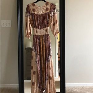 Free People Dresses - Free People Mexicali Rose Maxi